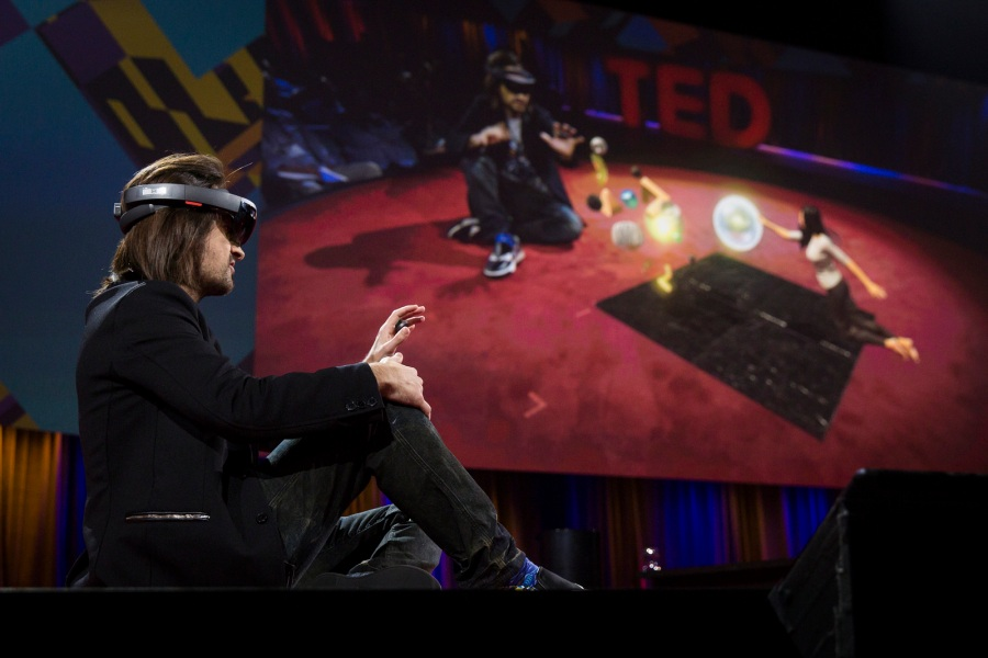 TED 2016 – Virtual Reality