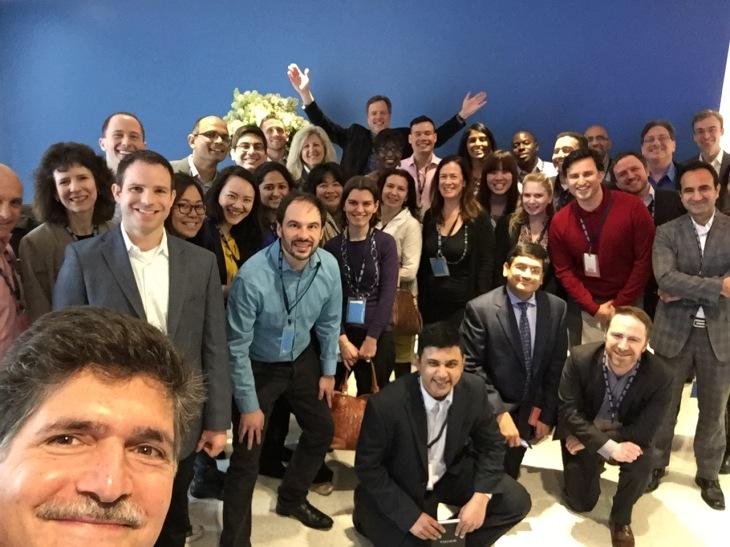 IBM Corp Strat Selfie 3-2016